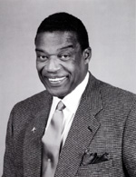 Bernie Casey - Photo Courtesy: Thelma Harris Art Gallery