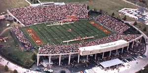 Doyt L. Perry Stadium - BGSU Athletic Archives