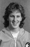 Andrea Szekely - Courtesy BGSU Athletic Archives